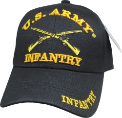 View Buying Options For The U.S. Army Infantry Mesh Stripe Bill Mens Cap