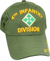 View Buying Options For The 4th Infantry Division Shadow Mens Cap