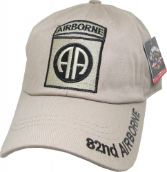 View Buying Options For The 82nd Airborne Relaxed Cotton Mens Cap