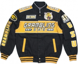 View Buying Options For The Grambling State Tigers S11 Mens Twill Jacket