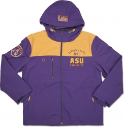 View Buying Options For The Alcorn State Braves S3 Mens Windbreaker Jacket