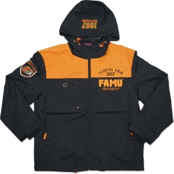 View Buying Options For The Florida A&M Rattlers S3 Mens Windbreaker Jacket
