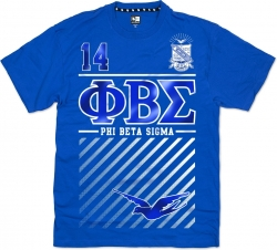 View Buying Options For The Phi Beta Sigma Divine 9 S12 Mens Tee