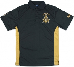 View Buying Options For The Prince Hall Mason Divine S4 Mens Polo Shirt