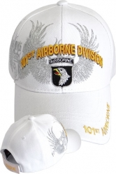 View Buying Options For The 101st Airborne Division Silver Wings Shadow Cap