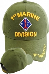View Buying Options For The 1st Marine Division Shadow Mens Cap