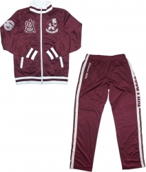 View Buying Options For The Big Boy Alabama A&M Bulldogs Mens Jogging Suit Set