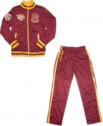 View Buying Options For The Bethune-Cookman Wildcats Mens Jogging Suit Set