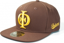 View Buying Options For The Iota Phi Theta Divine 9 Flatbill Mens Snap Back Cap