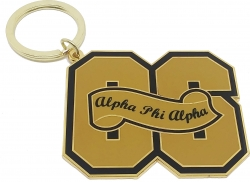 View Buying Options For The Alpha Phi Alpha 06 Founded Year Key Chain