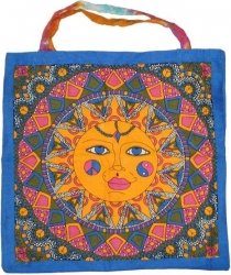 View Buying Options For The Sacred Sun Tote Bag