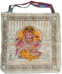 View Buying Options For The Ganesh Brush Paint Tote Bag