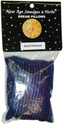 View Buying Options For The New Age Good Fortune Dream Pillow
