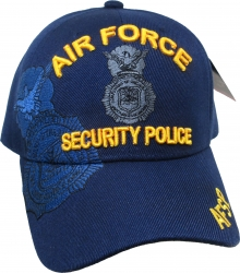 View Buying Options For The Air Force Security Police Shadow Mens Cap