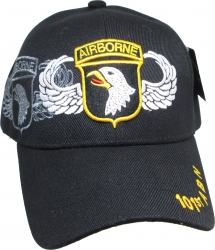 View Buying Options For The 101st Airborne Division Wing Shield Shadow Mens Cap