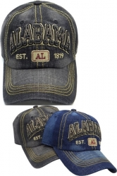 View Buying Options For The Alabama Established Denim Mens Cap