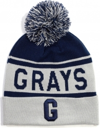 View Buying Options For The Homestead Grays Mens Beanie with Ball