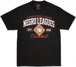 View Buying Options For The Negro Leagues Baseball Est. 1920 Legends S7 Mens Tee