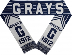 View Buying Options For The Homestead Grays Baseball Mens Scarf