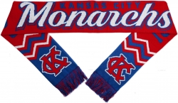 View Buying Options For The Kansas City Monarchs Baseball Mens Scarf