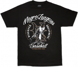 View Buying Options For The Negro Leagues Baseball S22 Mens Tee