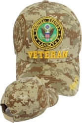 View Buying Options For The Army Veteran Shadow Mens Cap