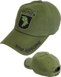 View Buying Options For The 101st Airborne Tone-On-Tone Relaxed Cotton Mens Cap