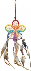 View Buying Options For The Flower Dream Catcher