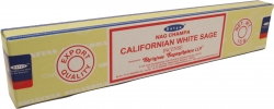 View Buying Options For The Satya Sai Baba Californian White Sage Incense Sticks [Pre-Pack]