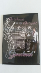 View Buying Options For The Elvis Presley Welcome To My World Magnet [Pre-Pack]