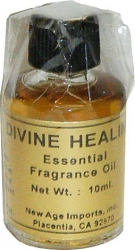 View Buying Options For The New Age Divine Healing India Essential Fragrance Oil [Pre-Pack]