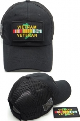 View Buying Options For The Vietnam Veteran Map Patch Meshback Mens Cap