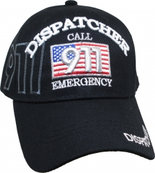 View Buying Options For The 911 Call Emergency Dispatcher Shadow Mens Cap