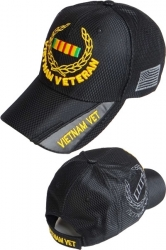 View Buying Options For The Vietnam Veteran Leaf Ribbon Shadow Jersey Mesh Mens Cap
