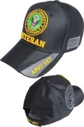 View Buying Options For The Army Veteran Shadow Jersey Mesh Mens Cap