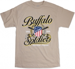 View Buying Options For The Buffalo Soldiers Commemorative S20 Mens Tee
