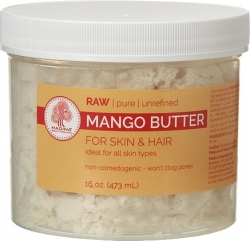 View Buying Options For The 100% Pure Raw Mango Butter