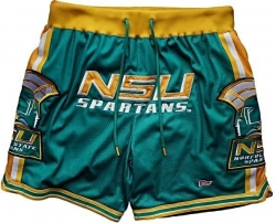 View Buying Options For The Tradition Norfolk State Spartans G.O.A.T. Mens Basketball Shorts