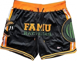 View Buying Options For The Tradition Florida A&M Rattlers G.O.A.T. Mens Basketball Shorts