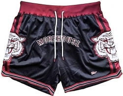 View Buying Options For The Tradition Morehouse Maroon Tigers G.O.A.T. Mens Basketball Shorts