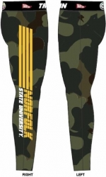 View Buying Options For The Tradition Norfolk State Spartans Camo Ladies Leggings