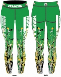 View Buying Options For The Tradition Norfolk State Spartans Splat Ladies Leggings