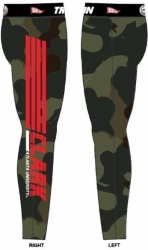 View Buying Options For The Tradition Clark Atlanta Panthers Camo Ladies Leggings