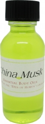 View Buying Options For The China Musk Scented Body Oil Fragrance