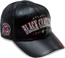 View Buying Options For The Atlanta Black Crackers Legends Leather Cap