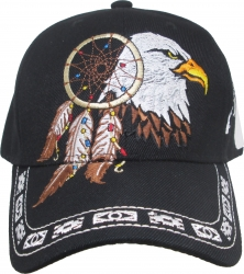 View Buying Options For The Native Pride Eagle Dreamcatcher Shadow Mens Cap