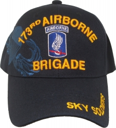 View Buying Options For The 173rd Airborne Brigade Sky Soldiers Shadow Mens Cap
