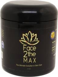 View Buying Options For The MineCeuticals Face2theMAX Oregon Blue Clay Face Mask Cleanse Powder
