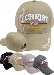 View Buying Options For The J.Christ You Must Believe Shadow Mens Cap