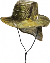 View Buying Options For The Plain Neck Flap Mens Boonie Hat